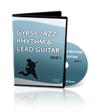 next level guitar gypsy jazz rhythm lead guitar 4 dvd set. Black Bedroom Furniture Sets. Home Design Ideas